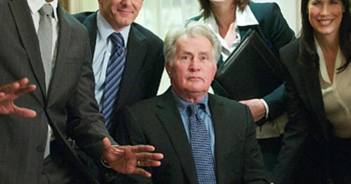 west wing cast reunites to film funny or die spoof us weekly