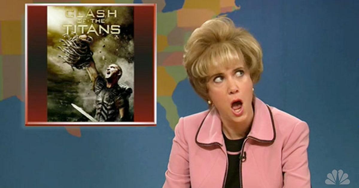 Aunt Linda Kristen Wiig Best Saturday Night Live