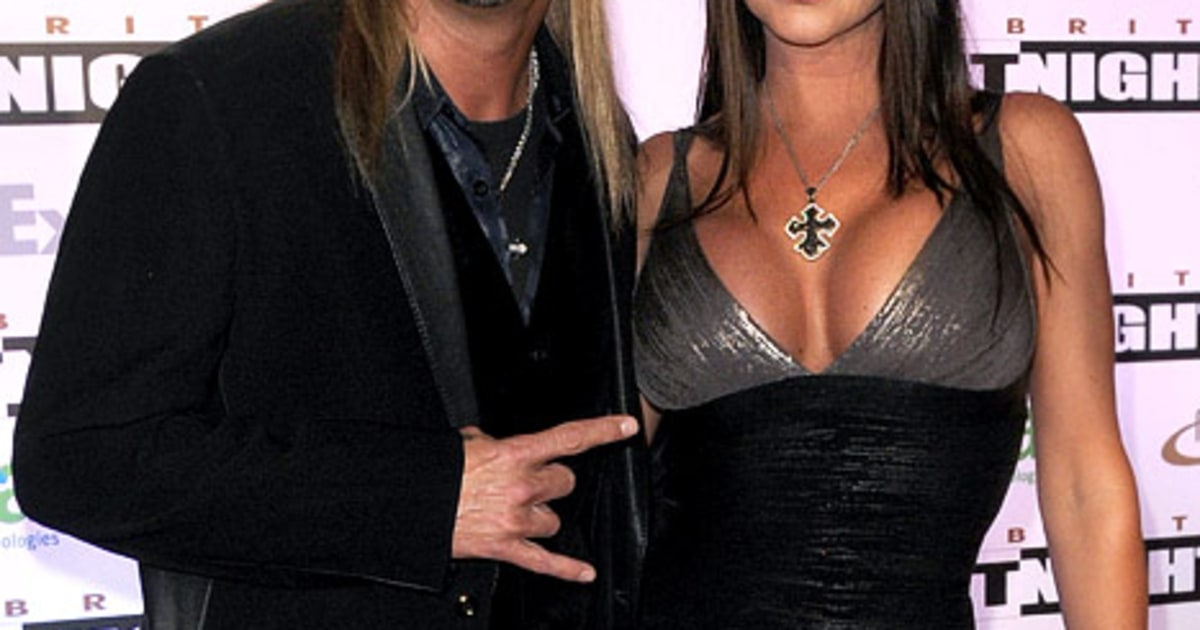 Bret Michaels Kristi Gibson Call Off Engagement Us Weekly