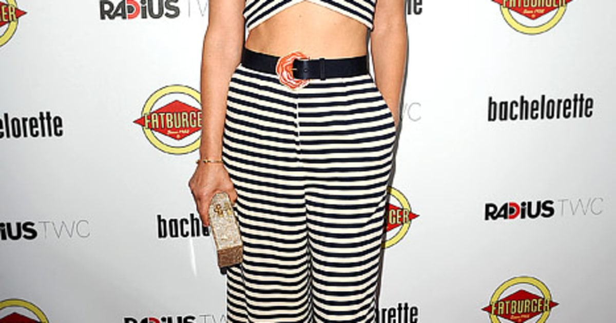 Write A Fashion Police Caption For Ali Larter Us Weekly