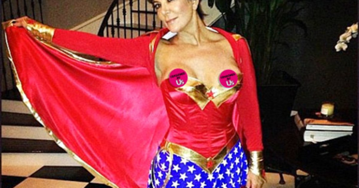 Funny Archives • Celebrity WotNot |Halloween Costume Oops Malfunction