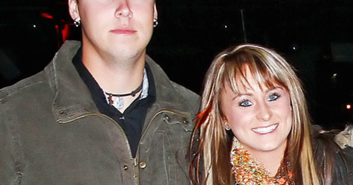 Teen Mom 2 Star Leah Messer Is Pregnant With Third Child