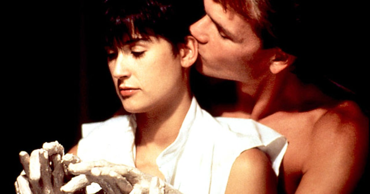 Ghost (1990) | Demi Moore Through the Years | Us Weekly  Demi Moore 1990s