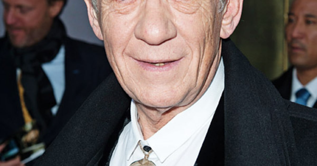 Sir Ian Mckellen Does Not Have Prostate Cancer Says Rep