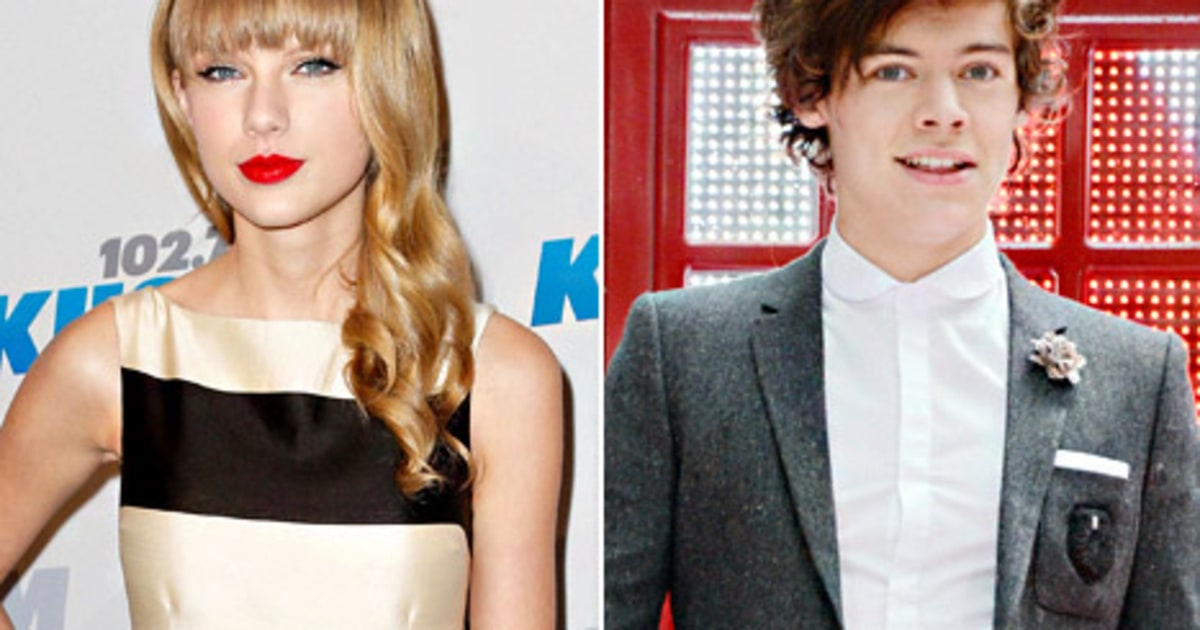 Taylor swift and harry styles pregnant