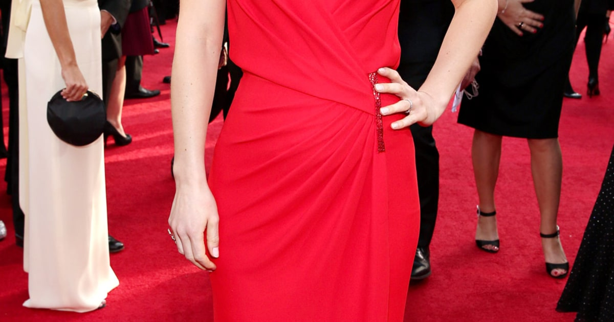 Claire Danes On Her Post Baby Bod At The Golden Globes I