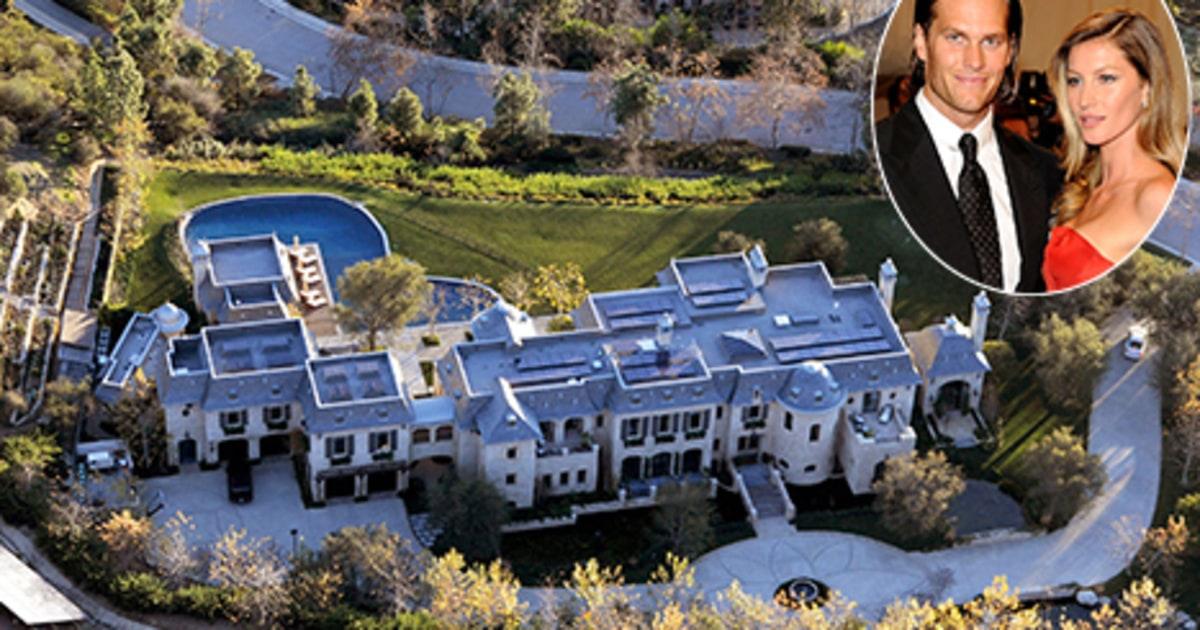 Gisele Bundchen Tom Brady S 20 Million Mansion Is