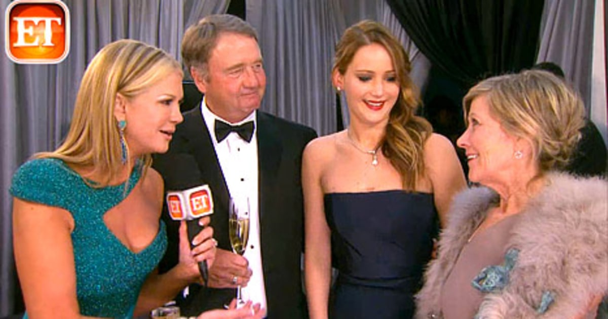 Jennifer Lawrence Pare...
