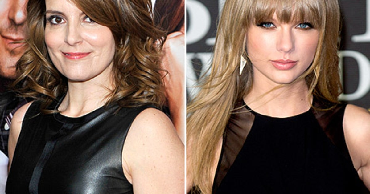 Tina Fey Responds To Taylor Swift S Comments In Vanity