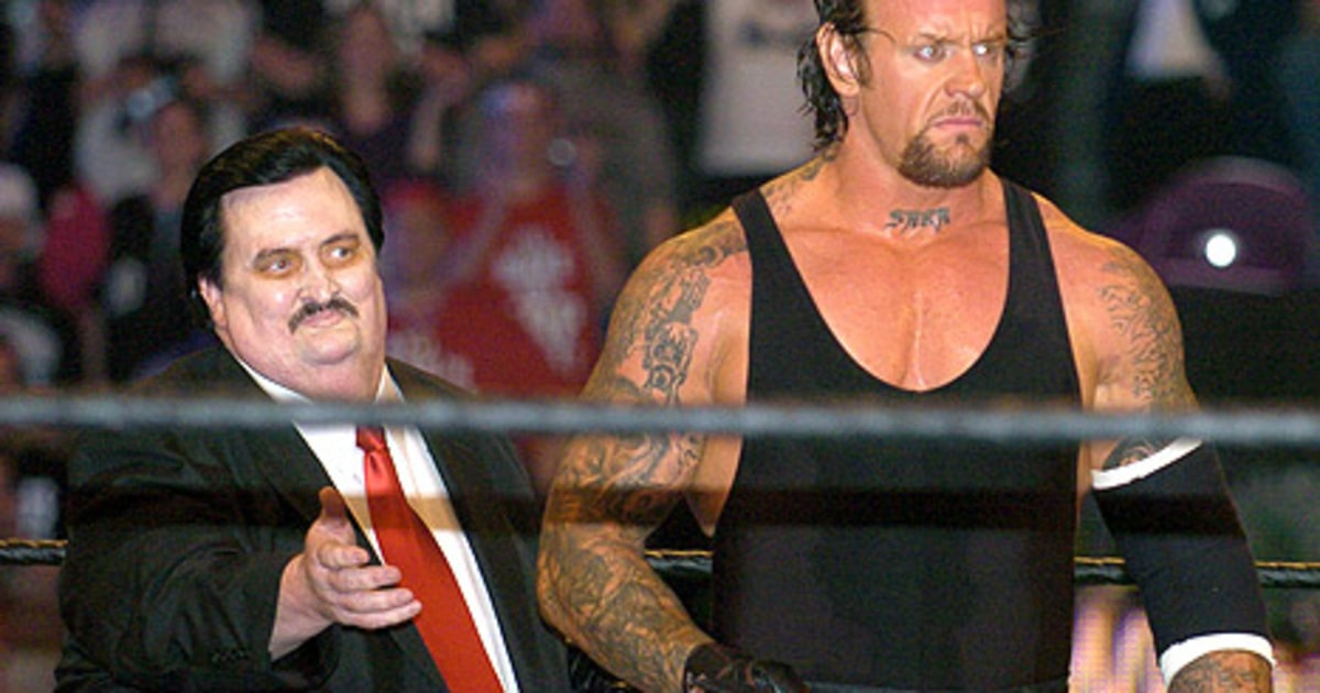 Paul Bearer Dead Wwe Manager Of The Undertaker Suffered