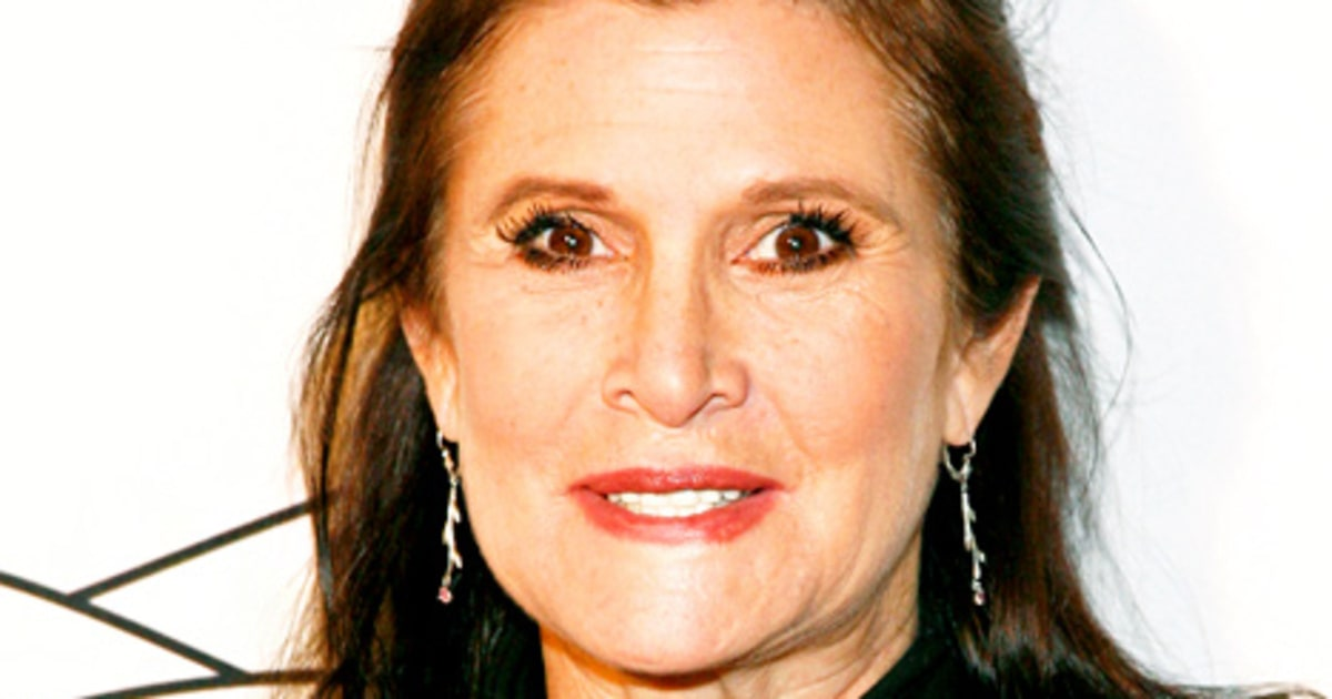 Carrie Fisher To Return As Princess Leia In Star Wars