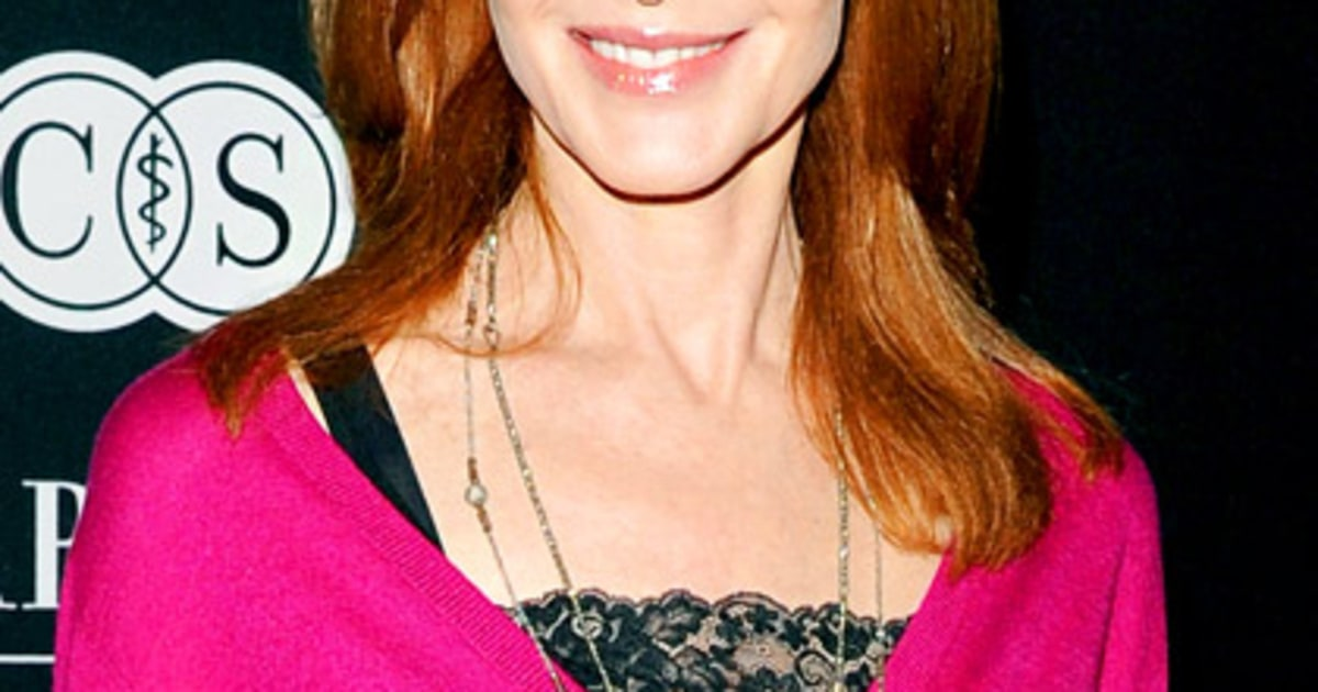 Marcia Cross Celebrities From Boston Us Weekly