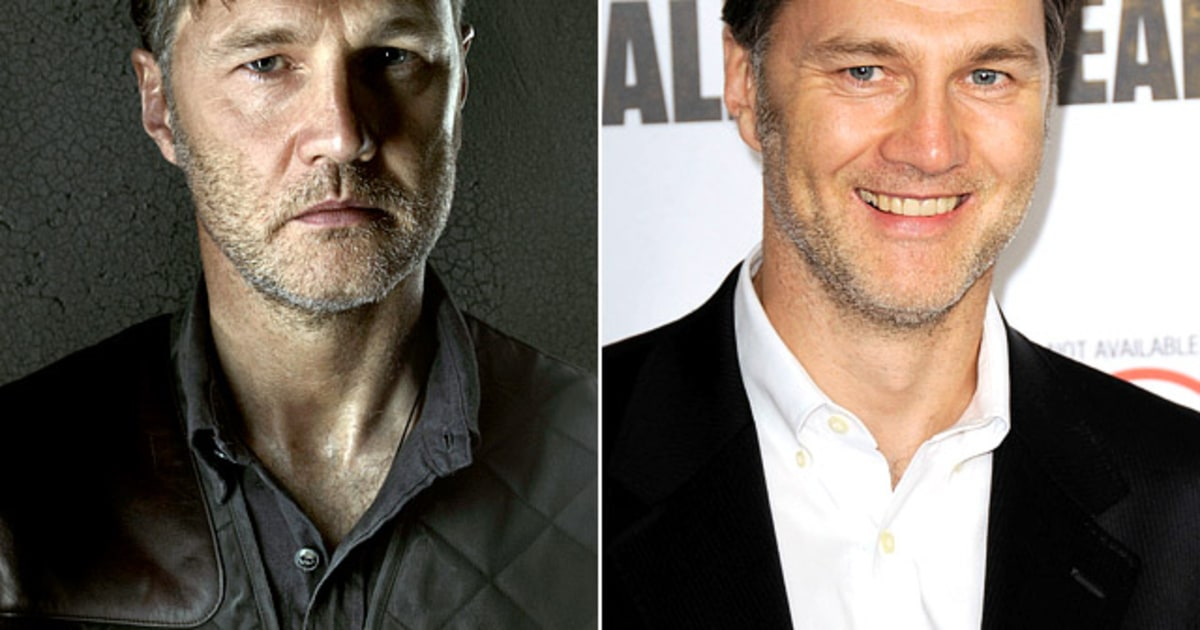 David Morrissey | The Walking Dead Cast: What They Look ...