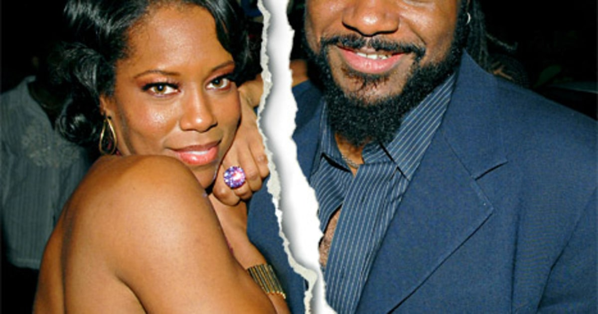 """Malcolm Jamal Warner Splits With Regina King, """"She's ..."""