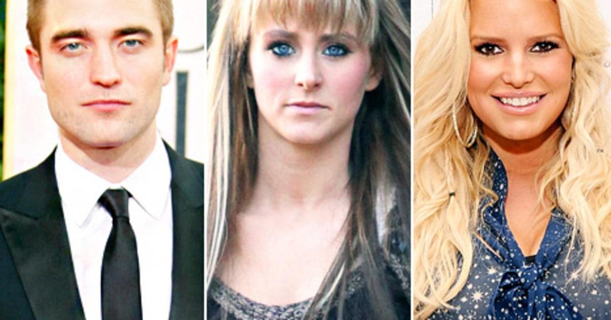 Leah Messer Debuts Baby Daughter Adalynn, Robert Pattinson