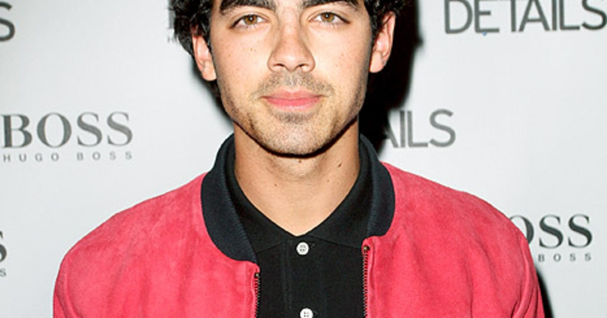 Joe Jonas shoots down sex tape: Ball gag? Really? Me?