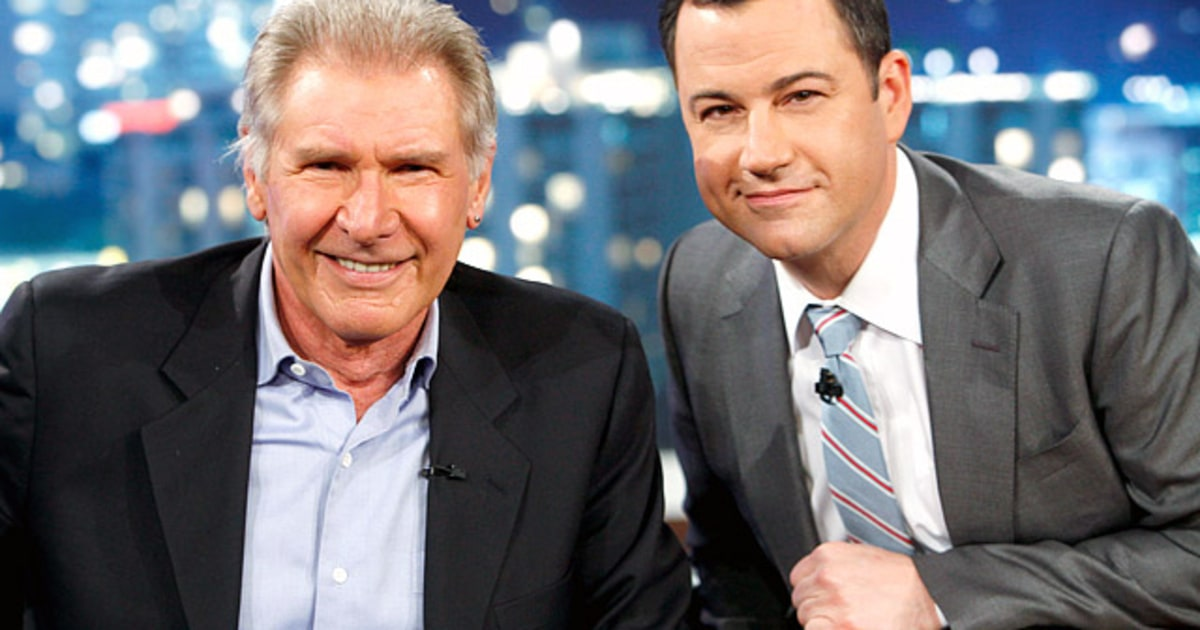 1366309333 harrison ford jimmy kimmel. Cars Review. Best American Auto & Cars Review