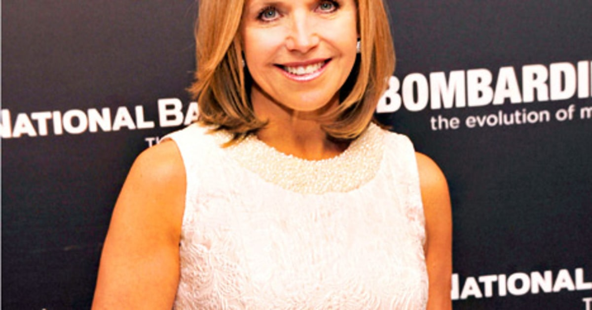 Katie Couric -- NBC Mulling Over Her Return to Today