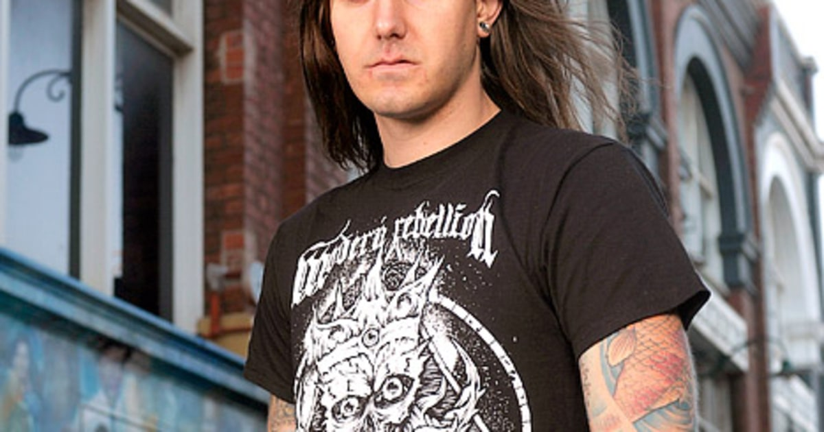 As I Lay Dying Singer Tim Lambesis Arrested for Allegedly ...