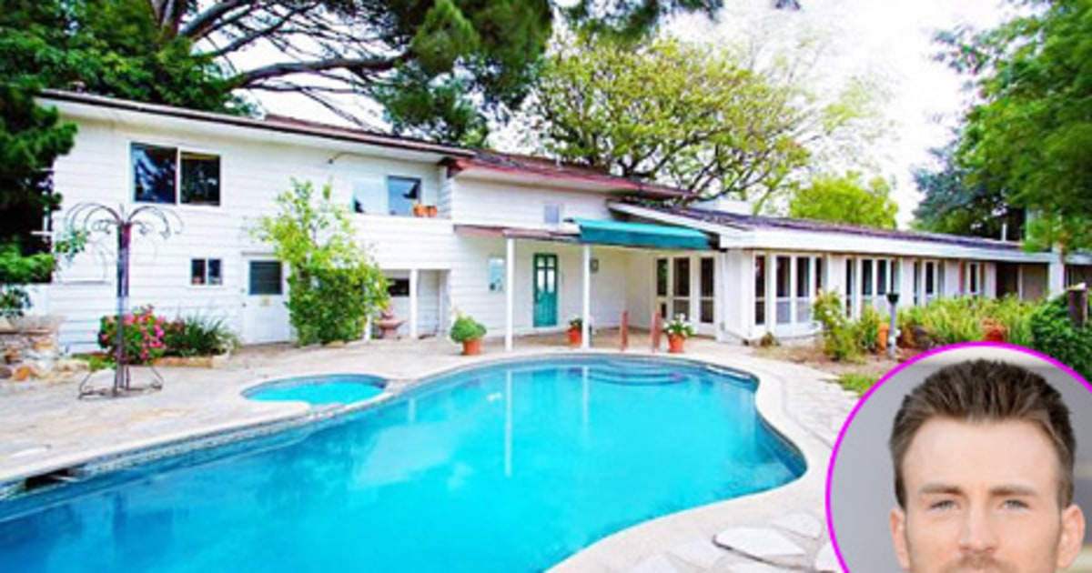 Chris Evans Buys Hollywood Hills Home For 3 52 Million