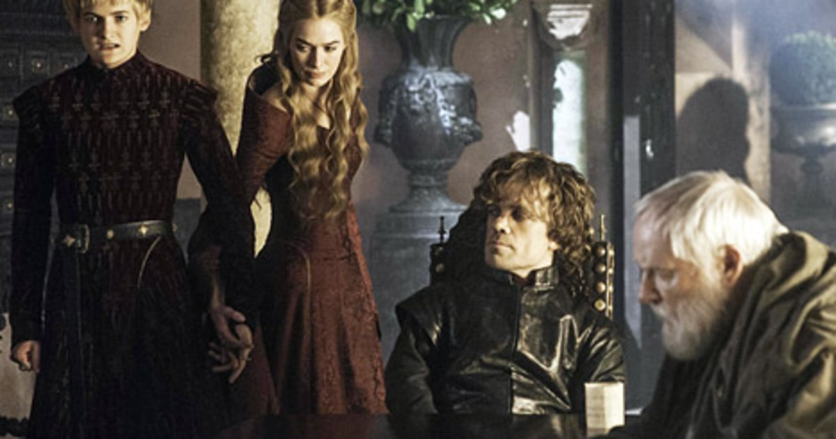Game Of Thrones Season 3 Finale The Best Moments Us Weekly