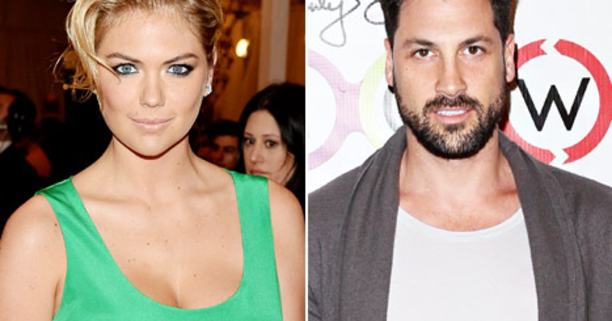 Kate Upton And Maksim Chmerkovskiy Images & Pictures - Becuo