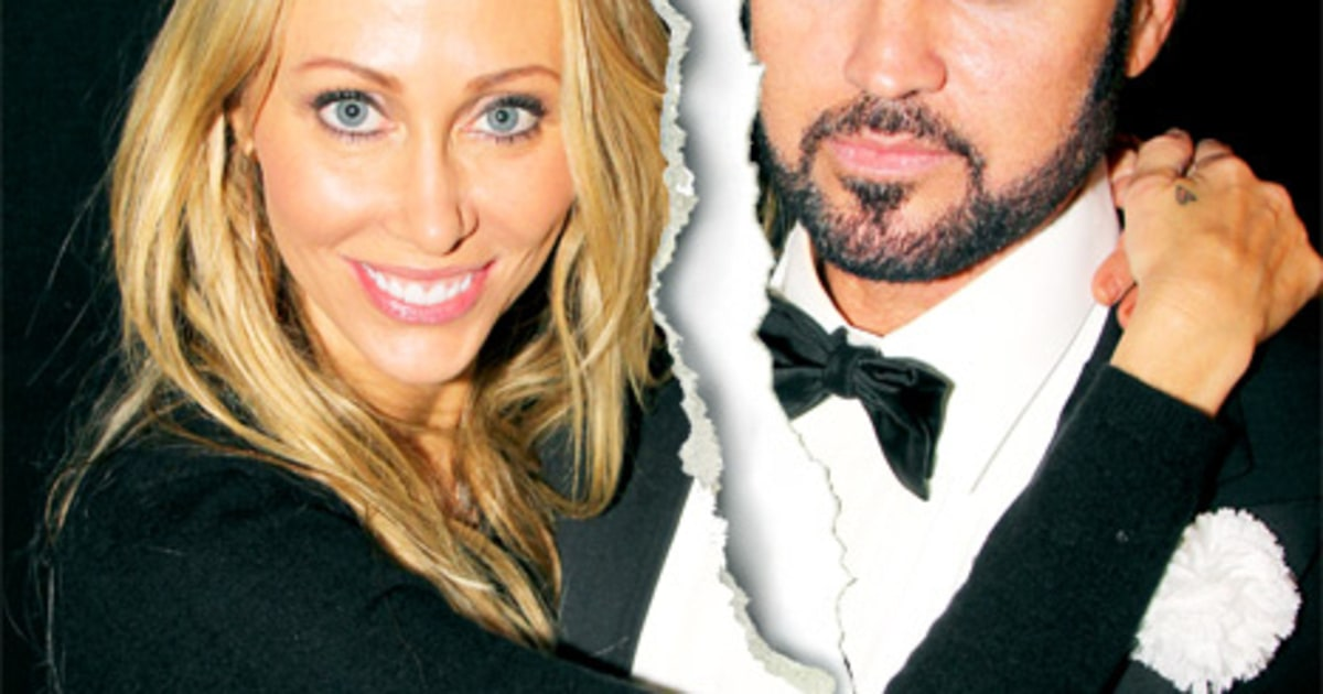Billy Ray Cyrus, Tish Cyrus Divorcing: Report - Us Weekly