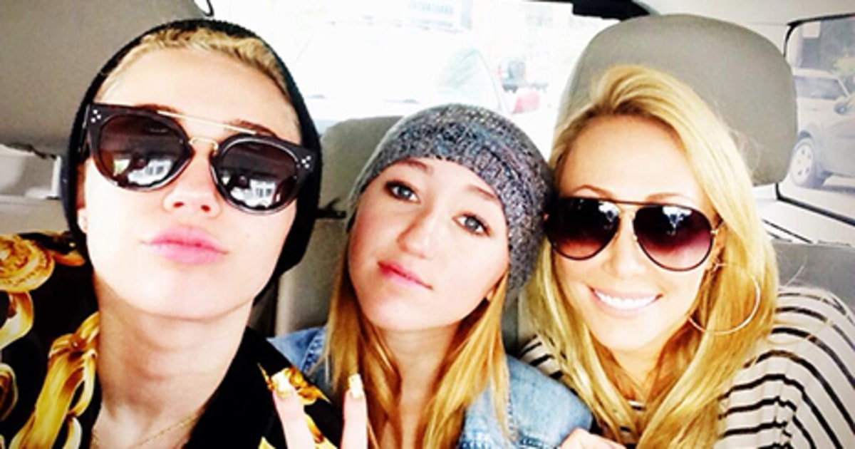 Billy Ray Cyrus, Tish Cyrus Divorce: Miley Cyrus Posts Pic ...