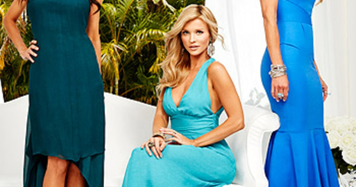 Real Housewives Of Miami Season 3 Joanna Krupa Talks
