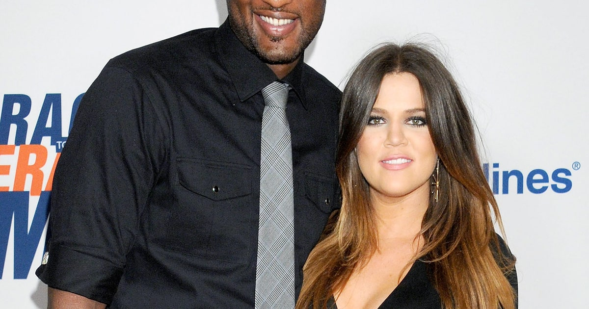 Who is lamar odom hookup now