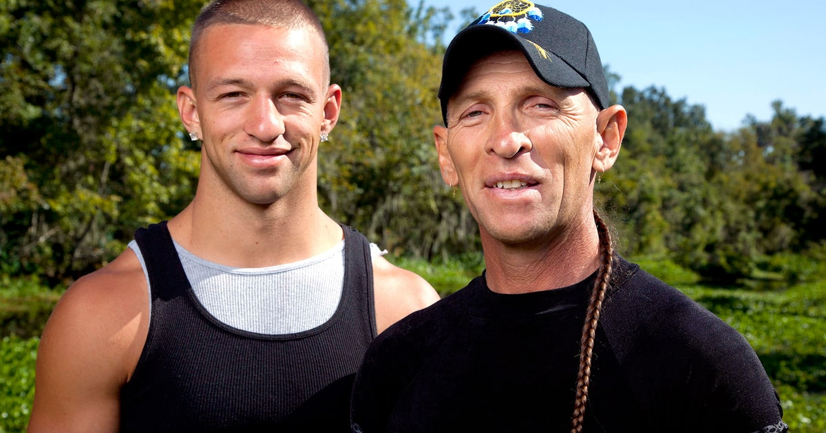 Swamp People Rj Jay Paul Molinere Battery Beat Man With