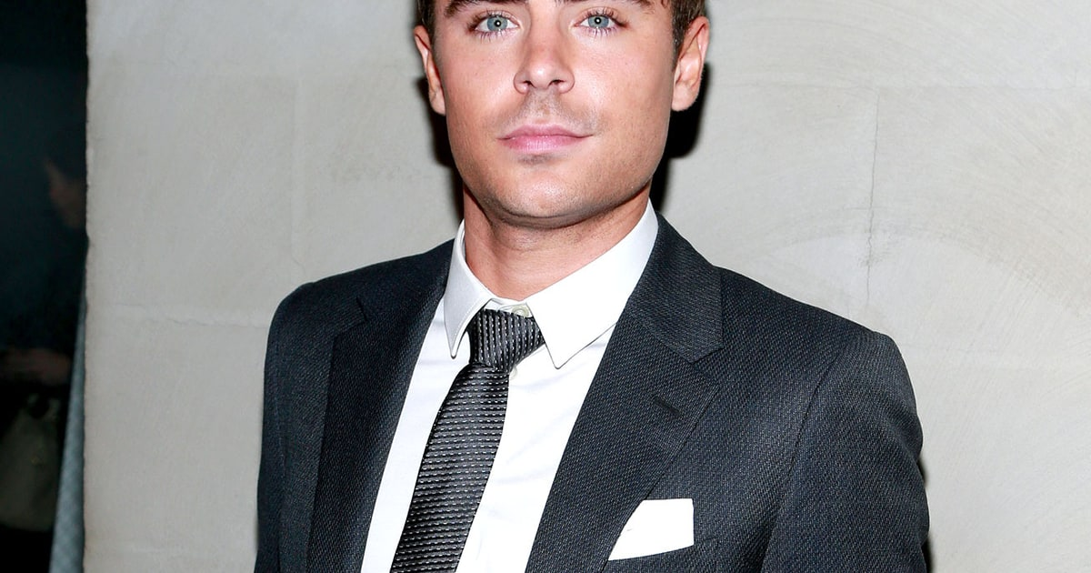 Zac Efron Rehab Stay He S In Quot Good Place Quot Realized He