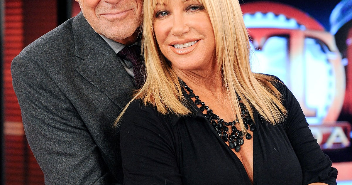 Suzanne Somers Has Sex Twice A Day With Her Husband Alan