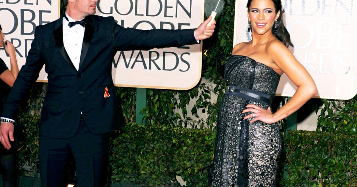 Jan 17 2010 robin thicke and paula patton the way they were us