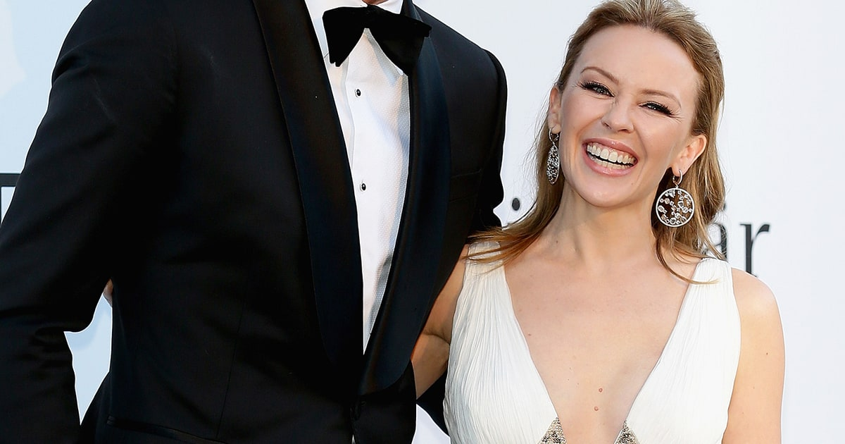 Kylie Minogue, Boyfriend Andres Velencoso Split After 5 Years Dating ...