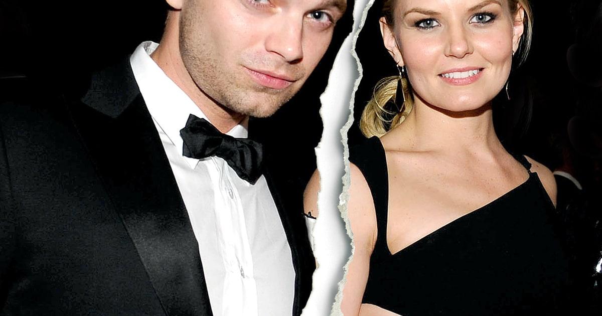 Jennifer Morrison Sebastian Stan Split Once Upon A Time