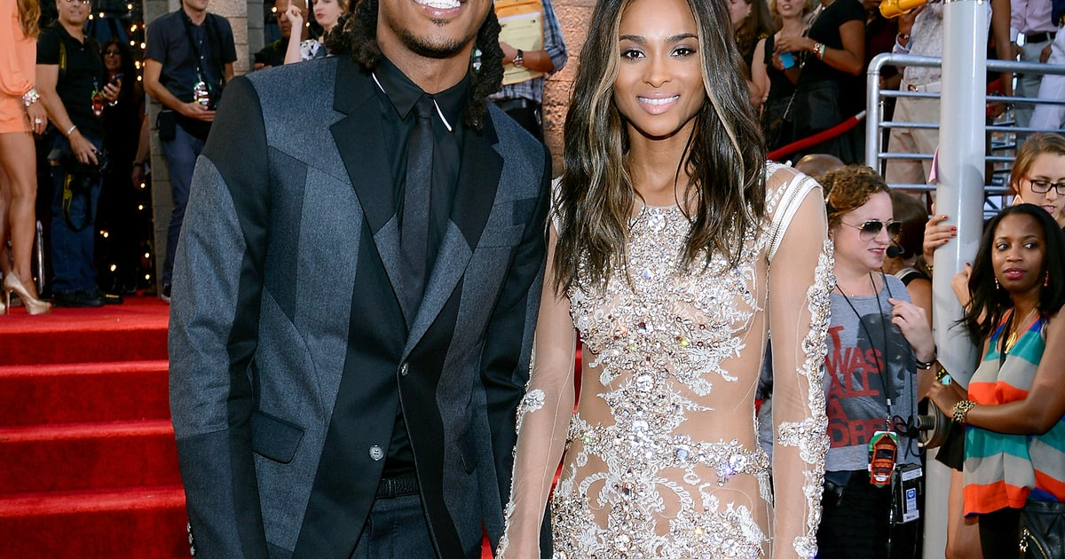 ciara engaged to future rapper gives her 15carat ring on