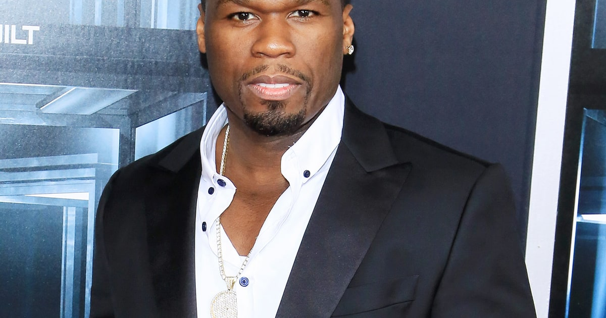 50 Cent Pleads No Contest To Vandalism Gets Domestic