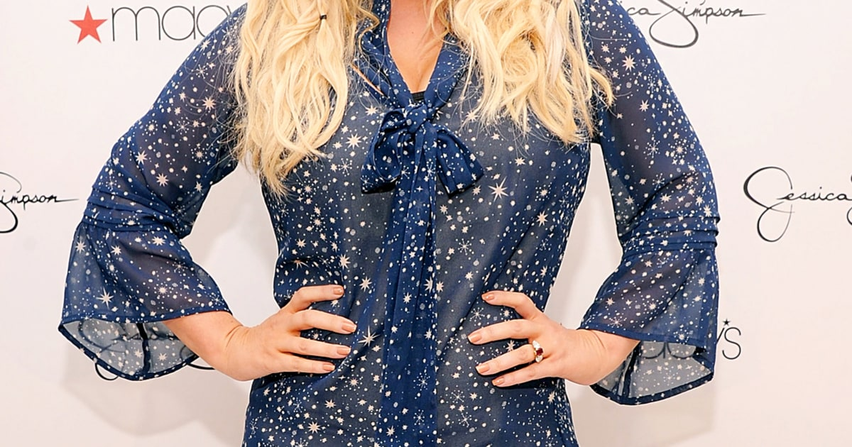 Jessica Simpson Confident About Post-Baby Weight Loss ...