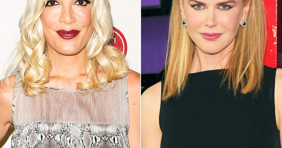 Tori Spelling Lied About Weight Loss; Nicole Kidman Talks ...