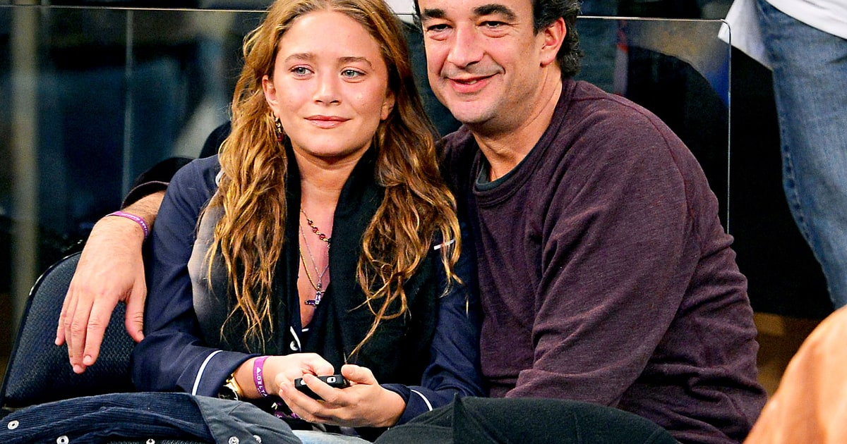 Mary Kate Olsen And Olivier Sarkozy Unlikely Celebrity