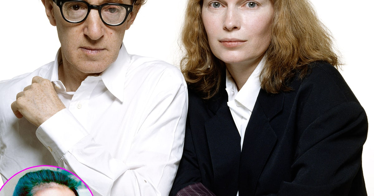 Woody Allen And Mia Farrow Biggest Celebrity Cheating