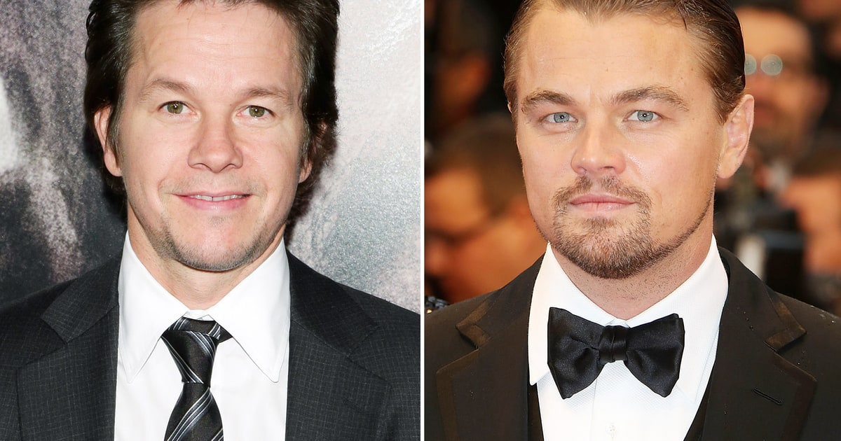 mark wahlberg gay leo dicaprio make known