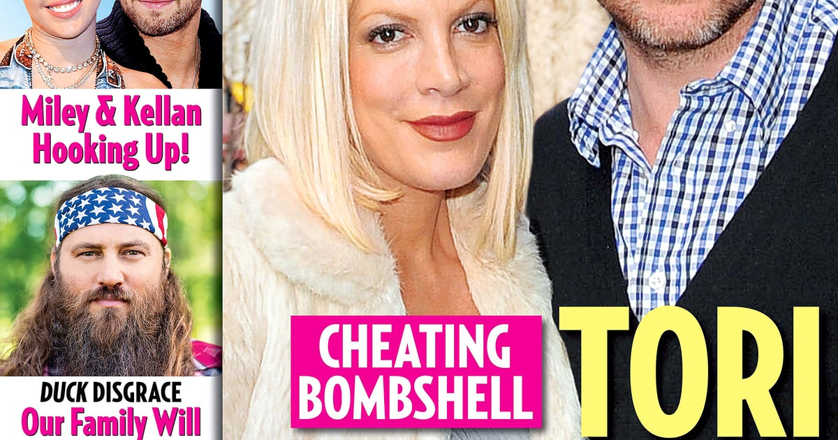Dean mcdermott cheats on tori spelling with emily goodhand us weekly