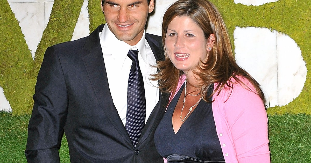 Roger Federer Wife Mirka Expecting Third Child Together