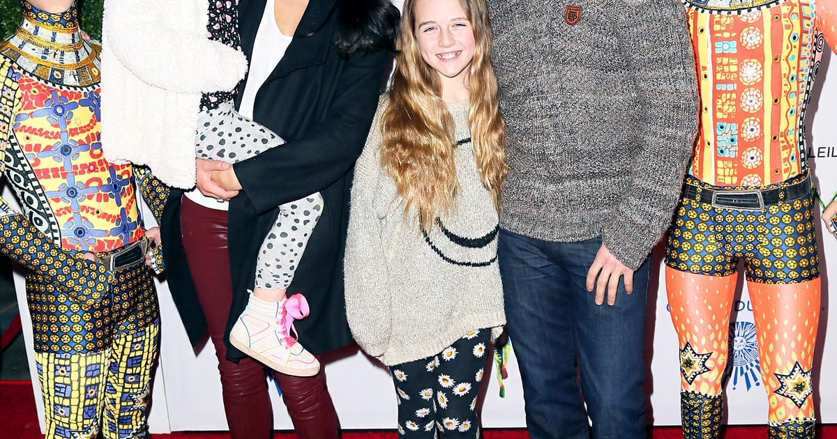 peter facinelli girlfriend jaimie alexander his kids red