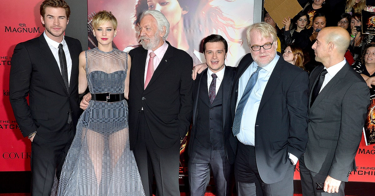 Philip Seymour Hoffman Mourned by Hunger Games Cast, Crew ...