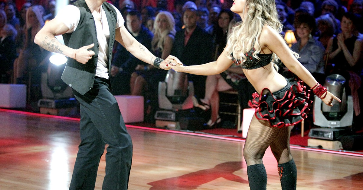 Lacey Schwimmer Dancing With The Stars Sexiest Costumes