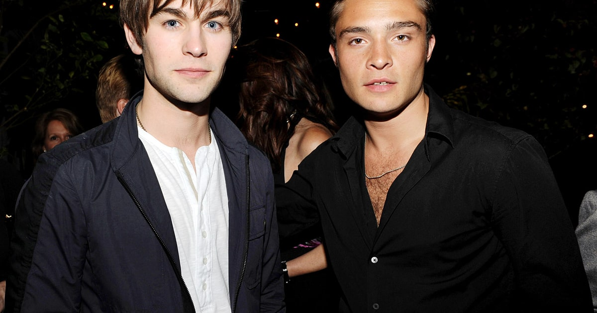 "... for ""Chace Crawford Ed Westwick Roommates"" – Calendar 2015"