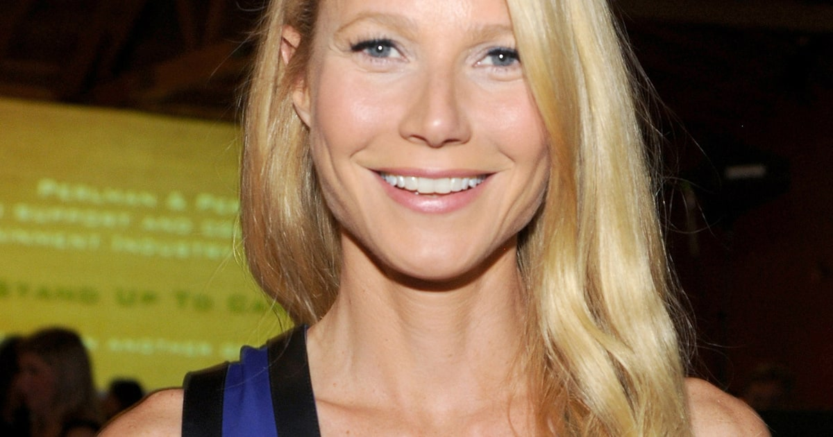 pictures Gwyneth Paltrow's hot new look